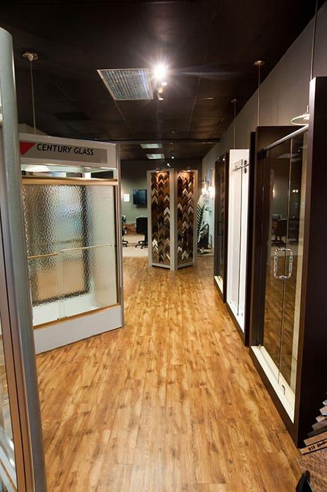 Glass Showrooms Columbia Amp Charleston Century Glass