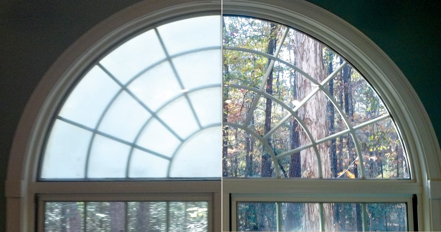 Foggy Windows Before And After by Century Glass