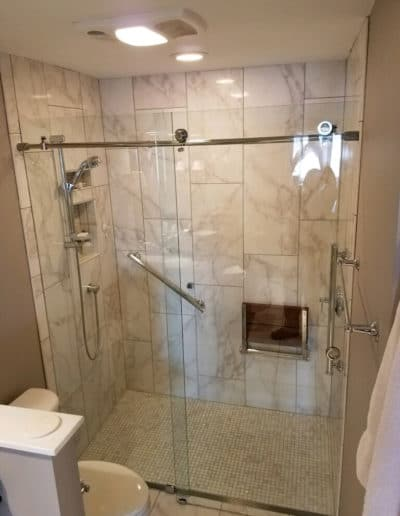 century-glass-pro-glide-glass-shower-door