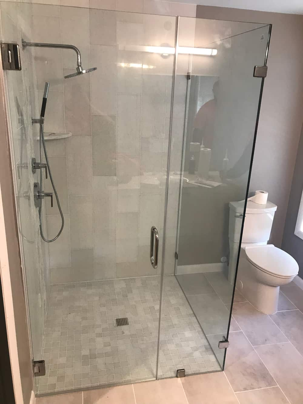 Custom Shower Doors Made Installed Century Glass