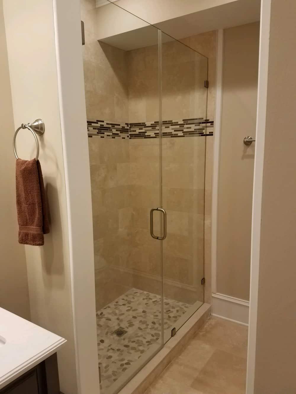 Shower Doors | Frameless, Semi-Frameless, & Custom Glass