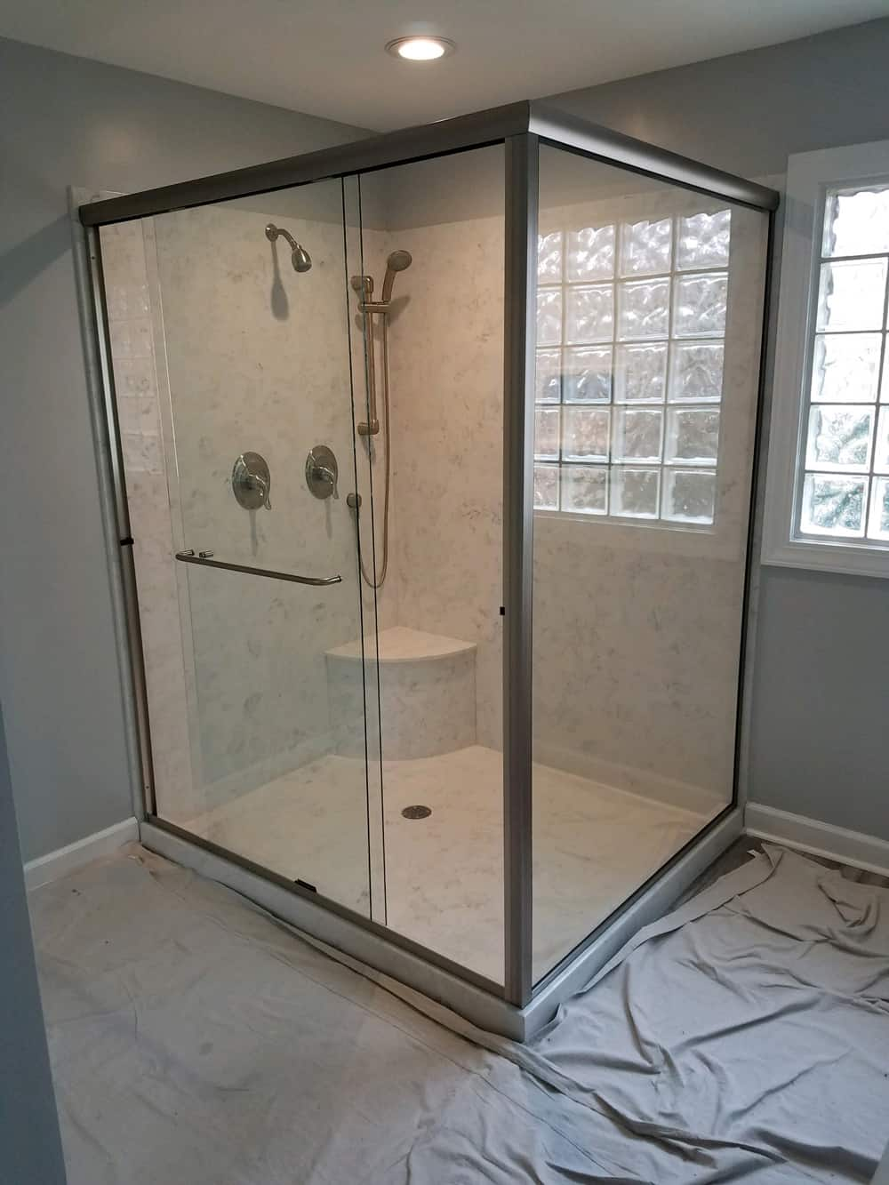 How To Fix Shower Door That Won T Shut