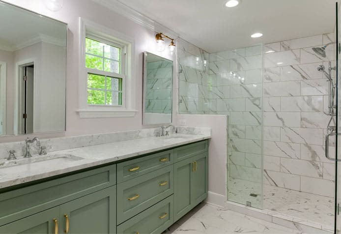 15 Glass Shower Doors to Inspire Your Bathroom Remodel Project