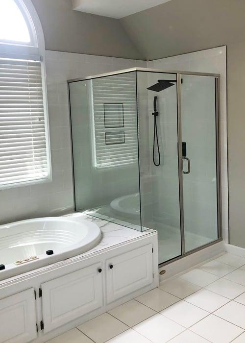 Custom Shower Doors Made Amp Installed Century Glass