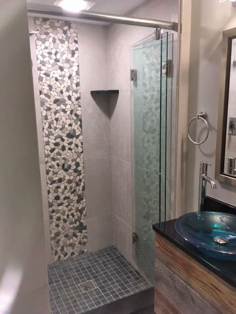 How Much Does A Custom Glass Shower Cost, Shower Glass Panel Cost India