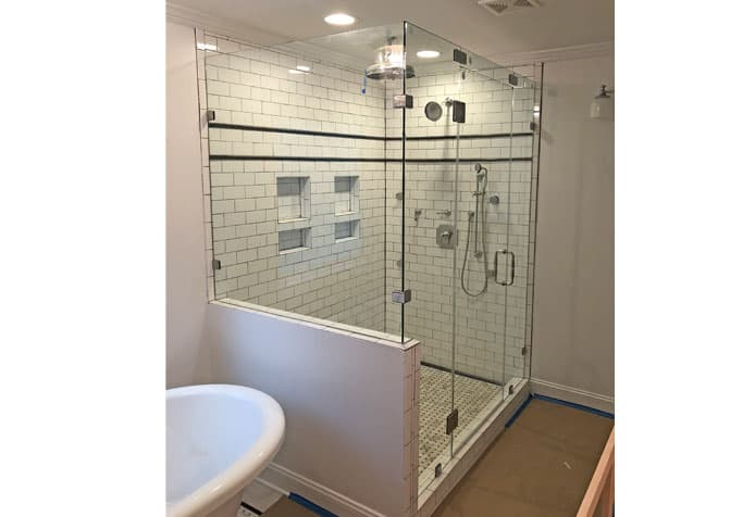 How Much Does a Custom Glass Shower Cost?