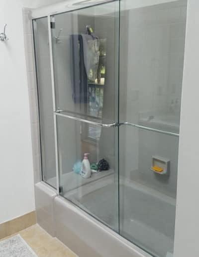 Shower glass door ideas